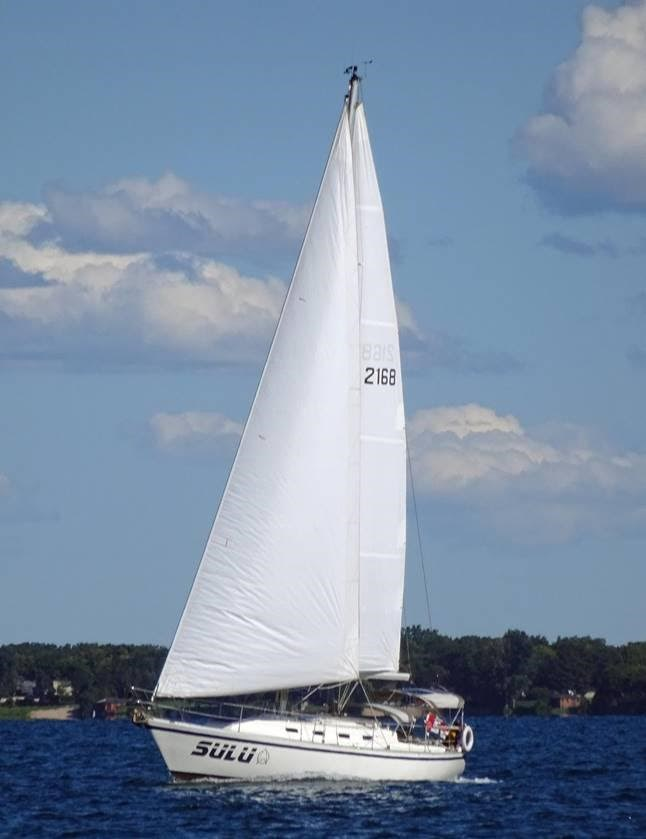 1980 CS Yachts 36 T 36 Traditional Photo 19 of 29