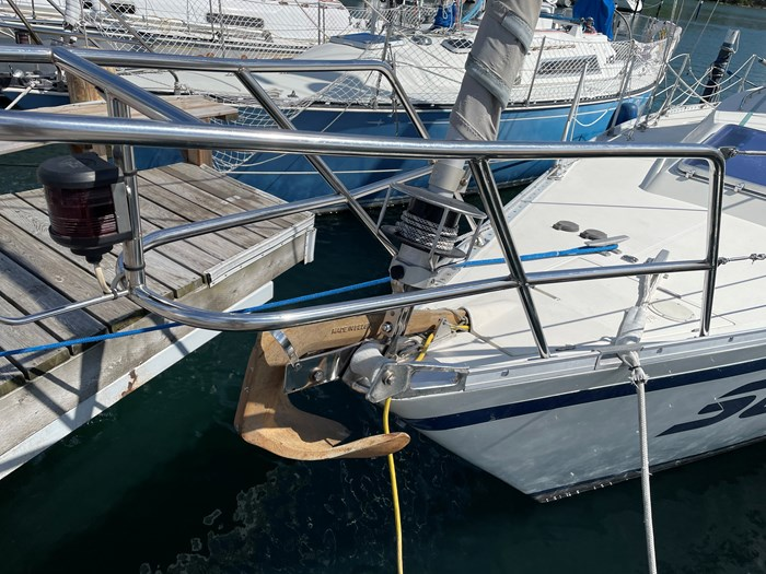 1980 CS Yachts 36 T 36 Traditional Photo 26 of 29