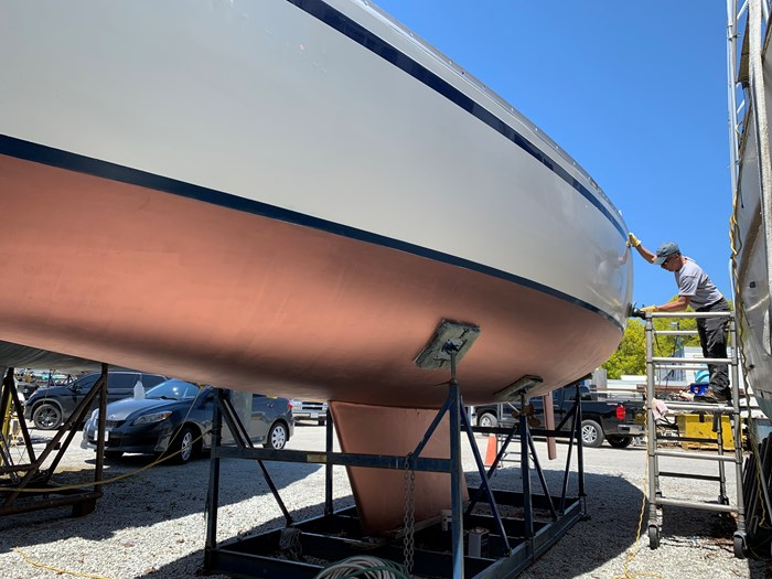 1980 CS Yachts 36 T 36 Traditional Photo 27 of 29