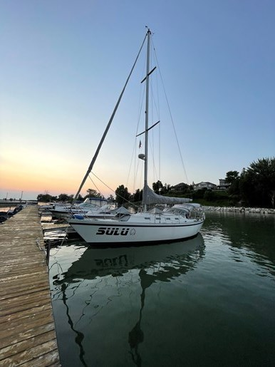 1980 CS Yachts 36 T 36 Traditional Photo 29 of 29