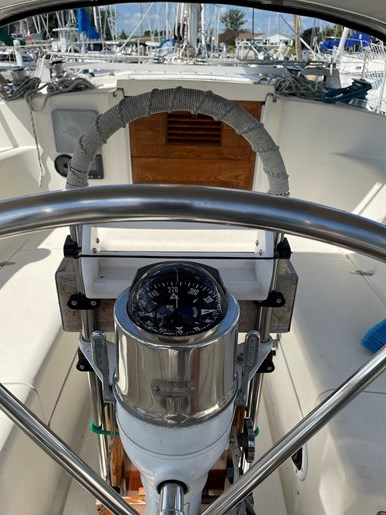 1980 CS Yachts 36 T 36 Traditional Photo 24 of 29