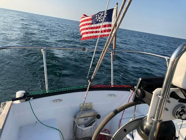 1974 Sabre Yachts 28 MK 1 Photo 6 sur 17