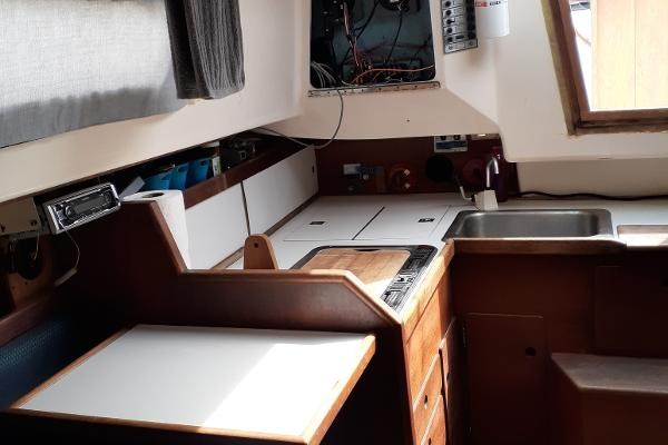 1974 Sabre Yachts 28 MK 1 Photo 10 sur 17