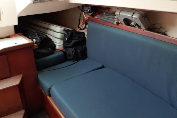 1974 Sabre Yachts 28 MK 1 Photo 15 sur 17