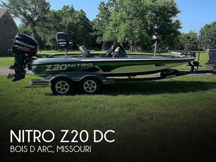 2017 Nitro Z20 DC Photo 1 sur 20