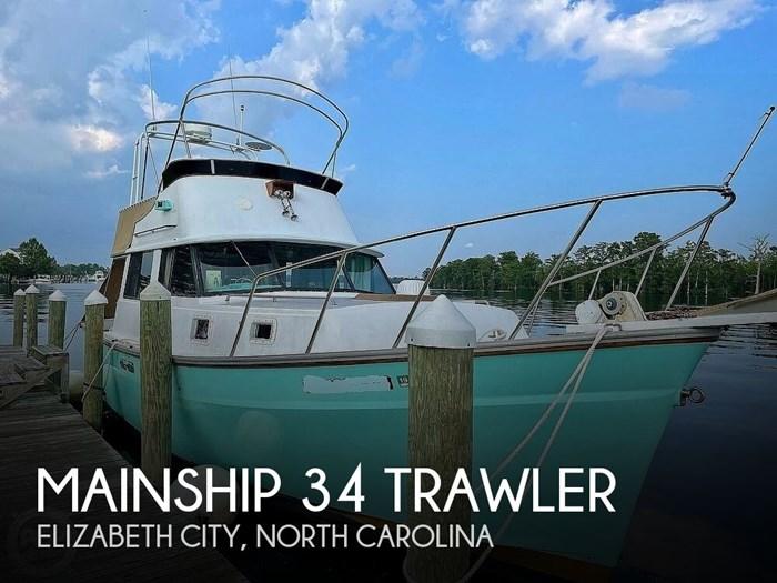34 Trawler