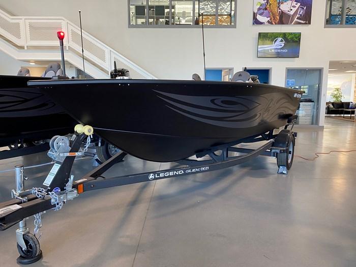 2021 LEGEND F17 Pro Tiller Photo 1 of 4