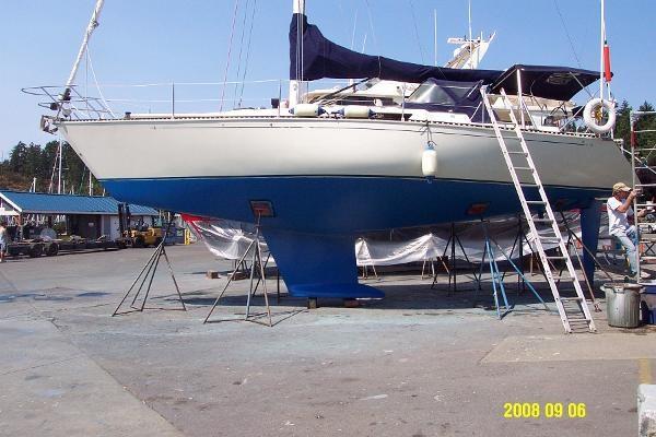 1986 C&C 38 MRK III Photo 26 of 28
