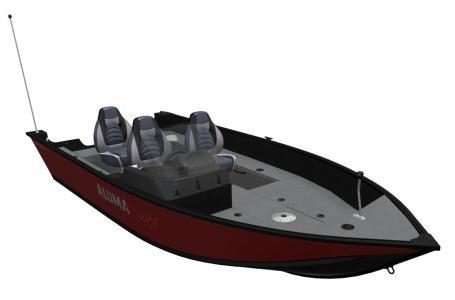 2022 Alumacraft Voyageur Sport Photo 1 sur 3