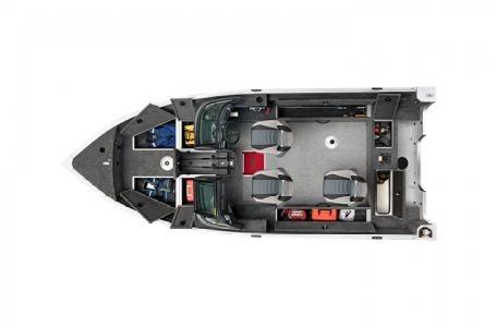 2022 Alumacraft Voyageur Sport Photo 3 sur 3