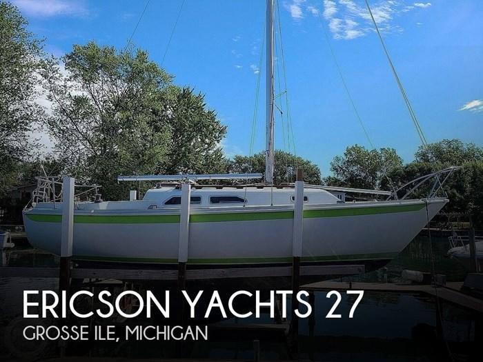 1976 Ericson Yachts 27 Photo 1 of 20