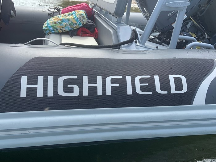 2017 Highfield DL590 T Top Photo 12 of 13