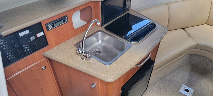 2006 Bayliner 245 Photo 32 of 73