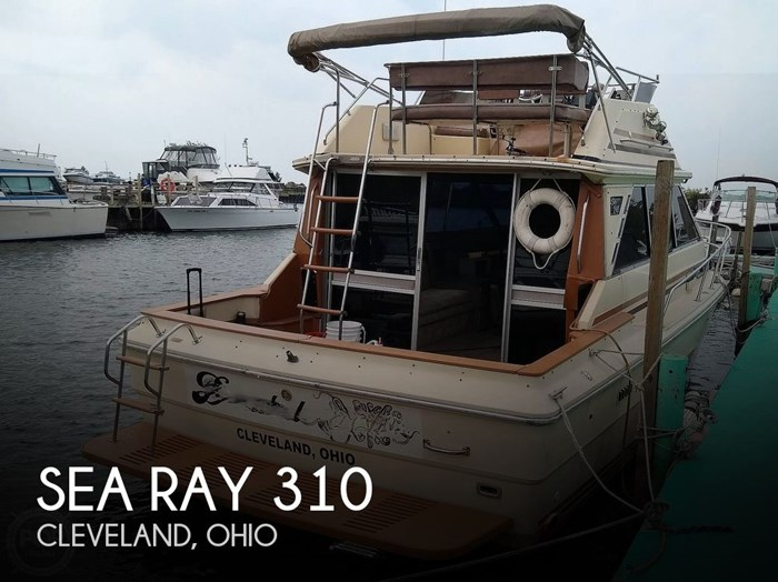 1981 Sea Ray 310 Vanguard Sedan Bridge Photo 1 of 20
