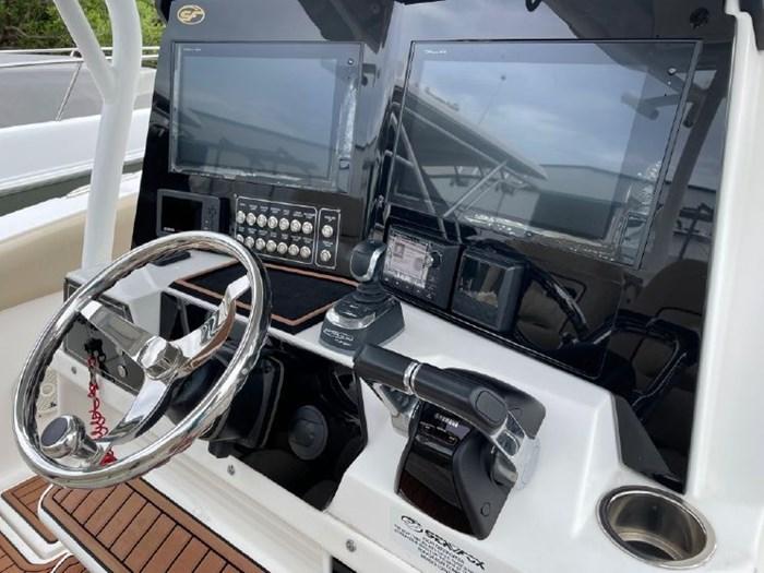 2018 Sea Fox Commander Photo 12 sur 24