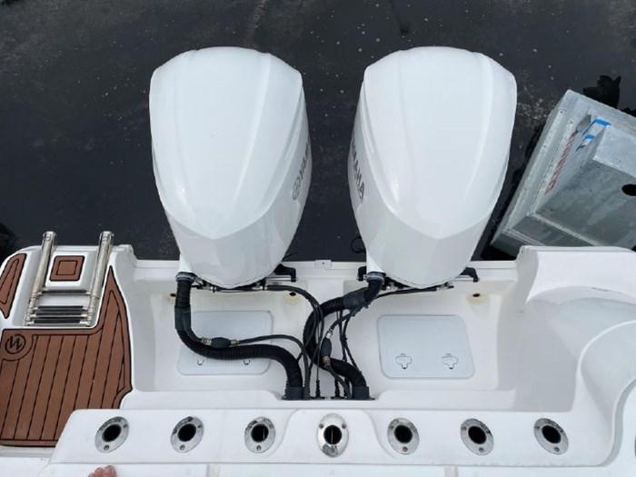 2018 Sea Fox Commander Photo 21 sur 24