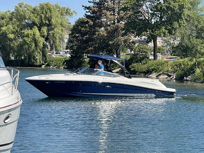 2012 Sea Ray 250 SLX Photo 2 of 35