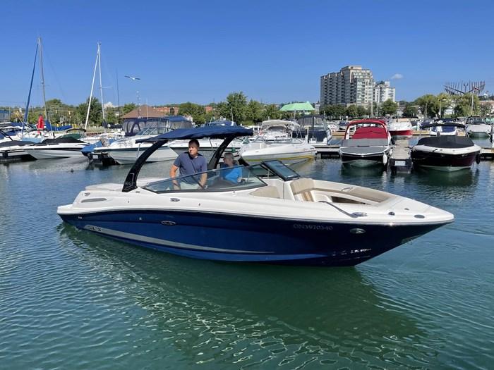 2012 Sea Ray 250 SLX Photo 4 of 35