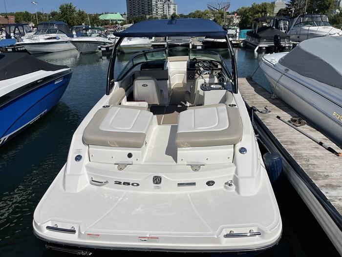 2012 Sea Ray 250 SLX Photo 5 of 35