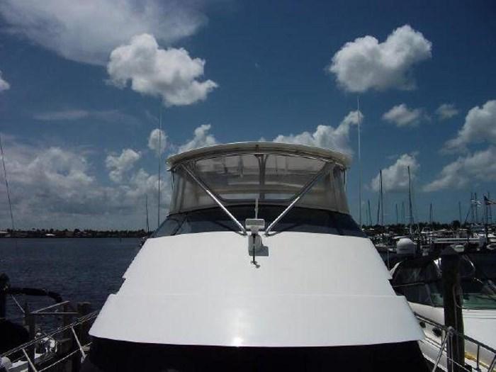 1993 Hatteras Motor Yacht Photo 1 of 54