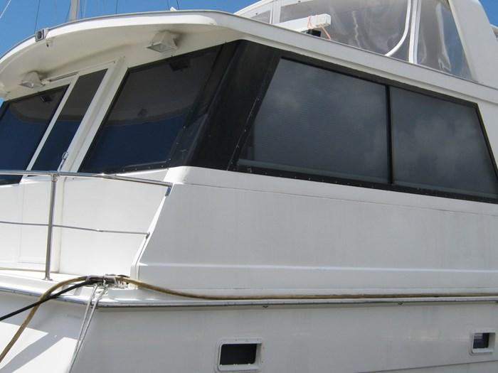 1993 Hatteras Motor Yacht Photo 2 of 54