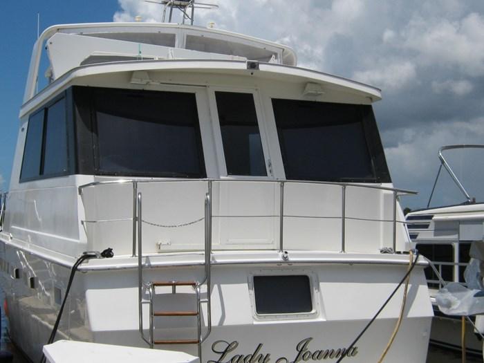 1993 Hatteras Motor Yacht Photo 3 of 54