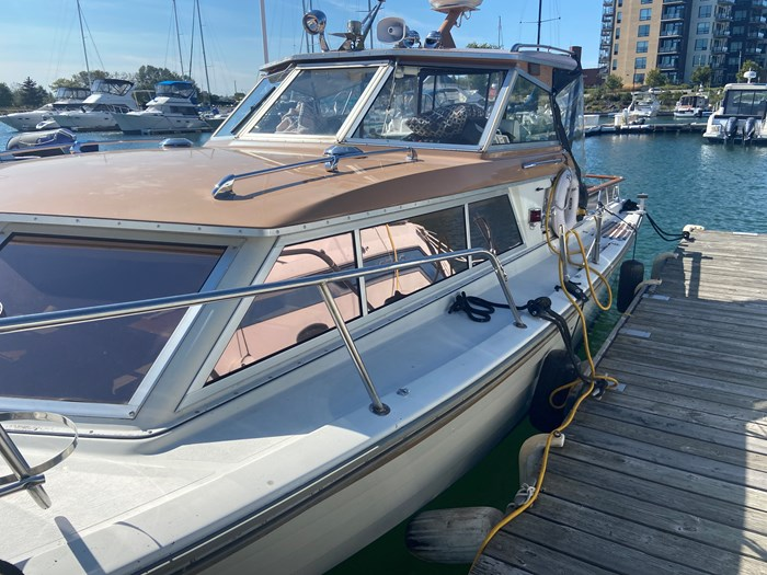 1972 Fjord Diplomat 30 with trailer Photo 3 of 26