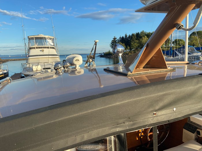 1972 Fjord Diplomat 30 with trailer Photo 7 of 26