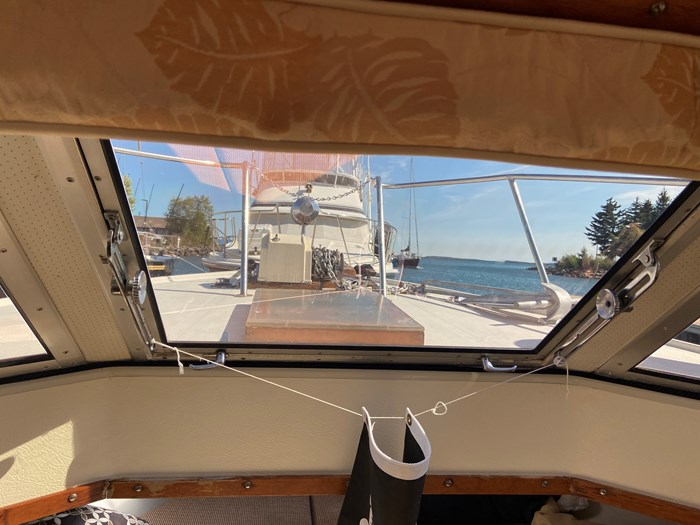 1972 Fjord Diplomat 30 with trailer Photo 21 of 26