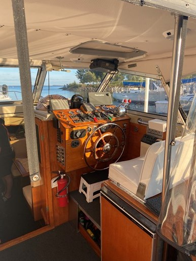 1972 Fjord Diplomat 30 with trailer Photo 10 of 26