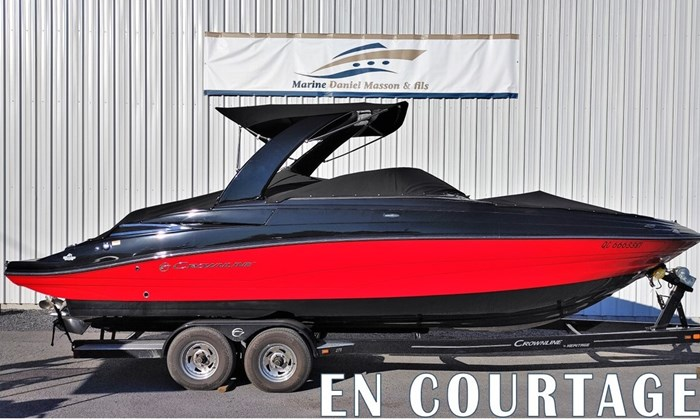 2019 Crownline 275SS Photo 1 of 13