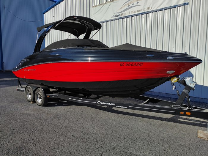 2019 Crownline 275SS Photo 5 of 13