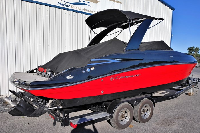 2019 Crownline 275SS Photo 10 of 13