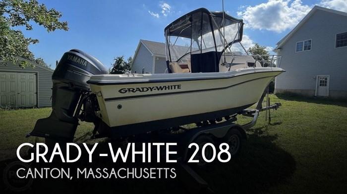 1998 Grady-White Adventure 208 Photo 1 of 20