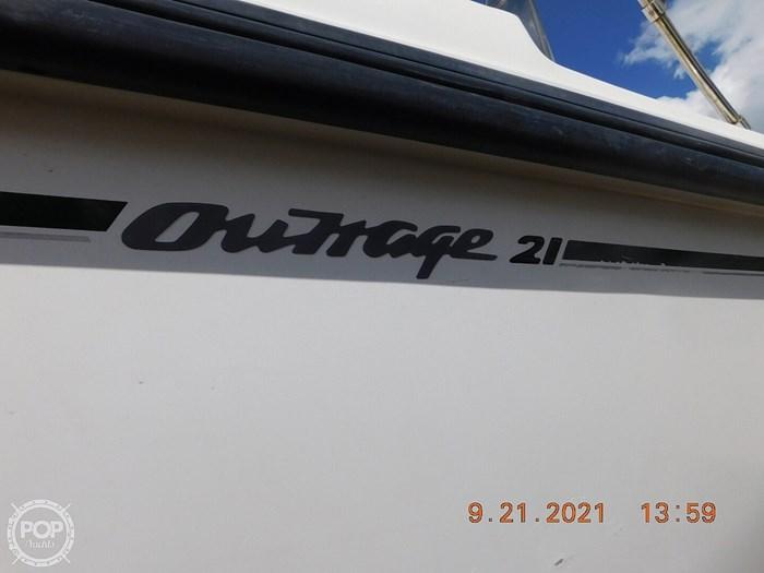 2000 Boston Whaler 21 outrage Photo 18 of 20