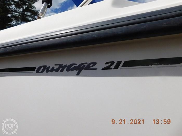 2000 Boston Whaler 21 outrage Photo 19 of 20