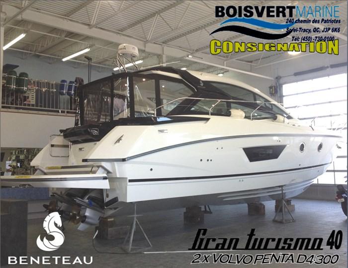 2020 Beneteau GT40 (2 cabines) Photo 1 of 31
