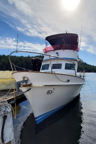 1983 Cheoy Lee 35 Trawler Photo 7 sur 50