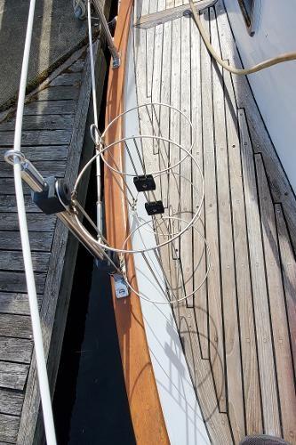 1983 Cheoy Lee 35 Trawler Photo 13 sur 50