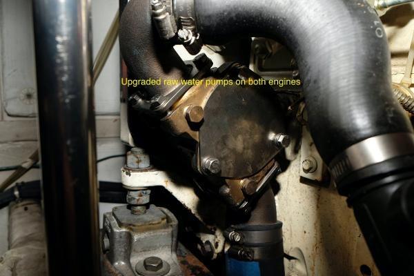 1996 Bayliner 3788 Command Bridge Motoryacht Photo 22 of 22